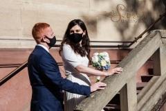 Hochzeit-Corona