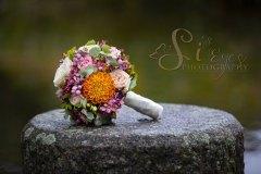 Blumenstrauss-Hochzeit