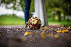 Brautpaar-Blumenstrauss