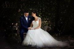 Brautpaar-Photoshooting