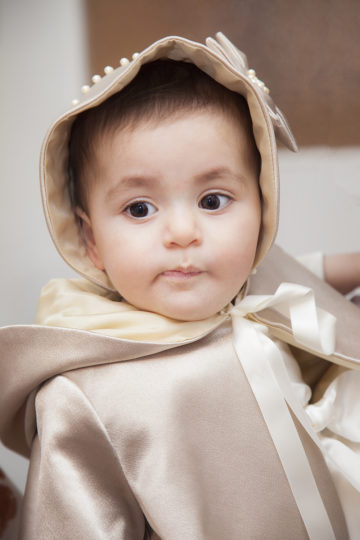 Taufe Elizabeth