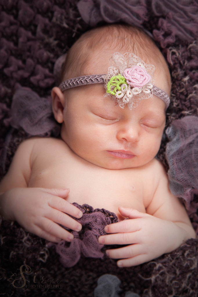 Babyfoto Fotoshooting Newborn
