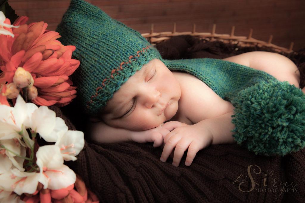 Fotografie Neugeborenes Fotoshooting Familienfotograf