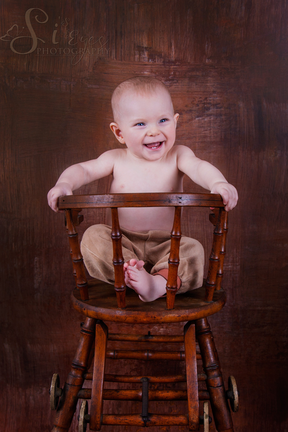 Fotoshooting Baby Sitter