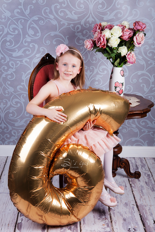 Geburtstagskind Balloon Foto