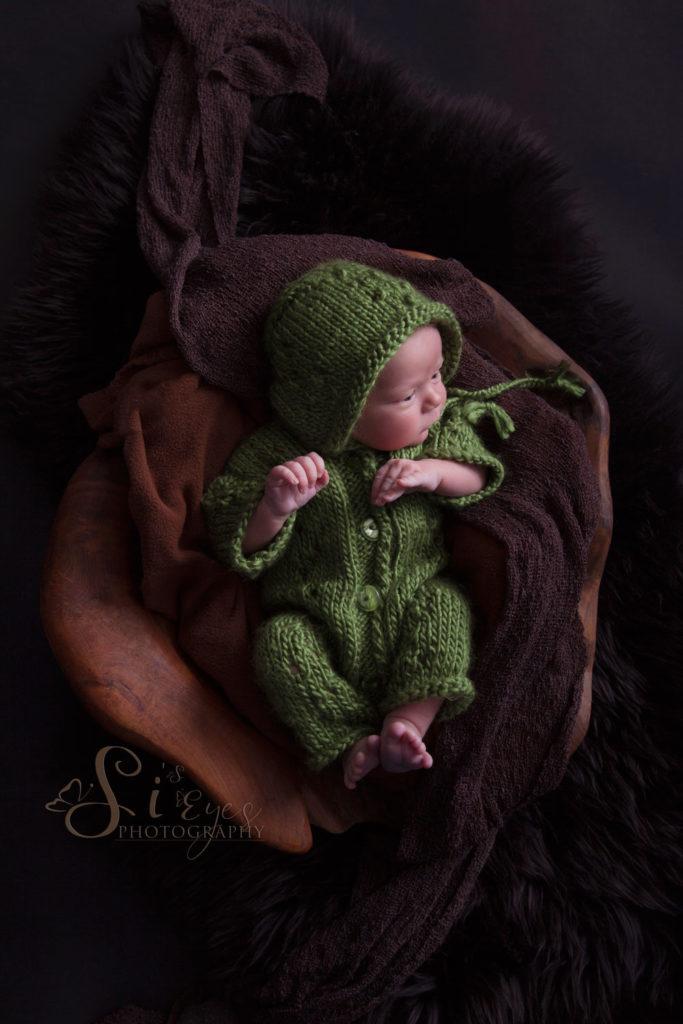 Neugeborenen fotograf