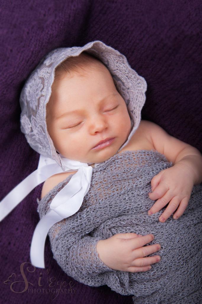Neugeborenenfotografie im Fotostudio
