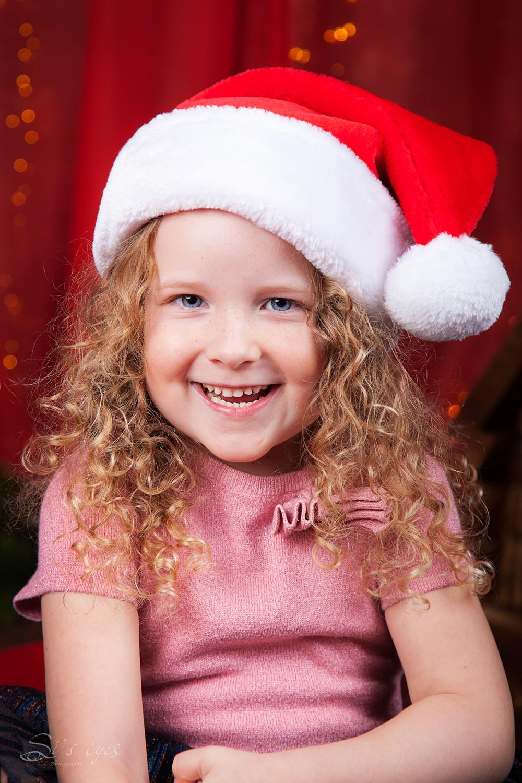 Weihnachtsmuetze Fotoshooting