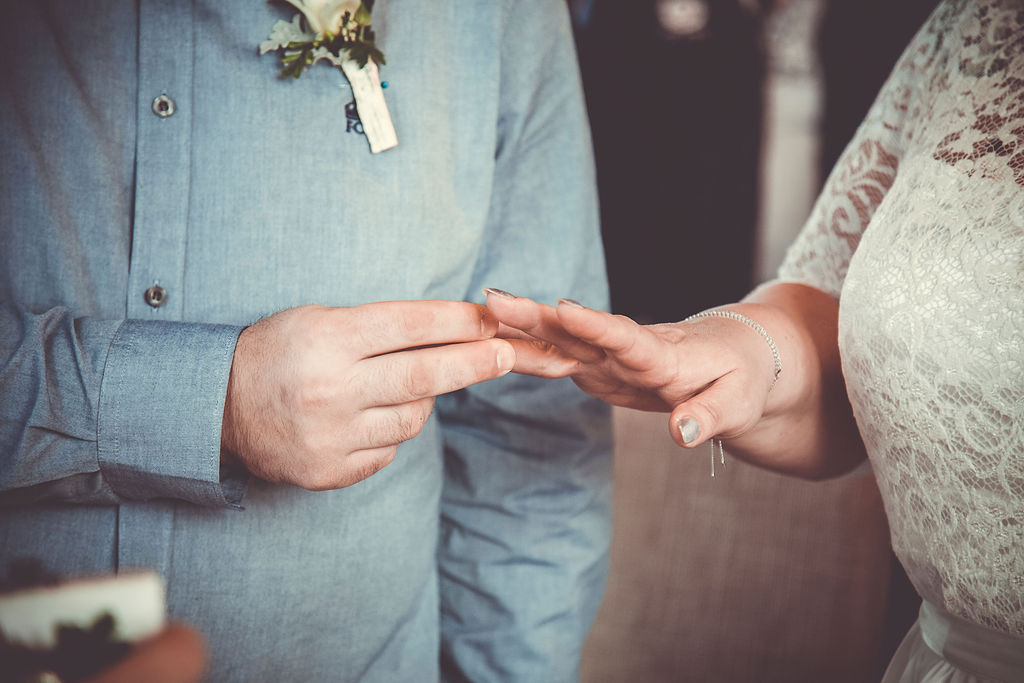 Hochzeit B&G